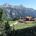 Krinnenalpe, nahe der Bergstation