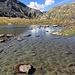 unglaublich klarer Bergsee