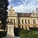 das Rathaus von der Frontseite