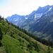 Lötschentaler Bergpanorama
