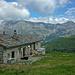 Borghetto (1897m), oberhalb von Isola. Links der Pizzo Groppera (2948m)