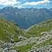 Hier geht es hinab ins Val Mesolcina (Misox)