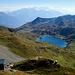 Cab de Fenestral > Mont Blanc, Lac Supérieur de Fully