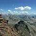 Auf dem Piz Pischa (3138m), Blick nach Südosten
