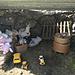 Friedhof der Kuscheltiere bei der Auberge
