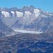 Zoom zur Riederalp/Bettmeralp mit dem Aletschgletscher und dem Gr. Wannenhorn