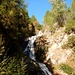 ... zum Wasserfall des Klapfbachs, wo mein Aufstieg begann.