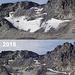 Vergleich 2017-2018 - da ist einiges passiert in kurzer Zeit...