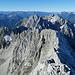 der Grat hinüber zur Tiefkarspitze