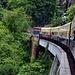 Überquerung des Gokteik-Viadukts