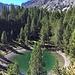 Der Kratersee von Tea Fondada