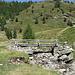 Ponte nei pressi dell'Alpe di Pozzo.