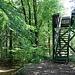 der aussichtslose Aussichtsturm am Büscherl