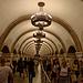 Die erste Metro-Line wurde in Kiew 1960 eröffnet.