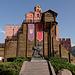 Das Goldene Tor von Kiew, erbaut vor ca. 1.000 Jahren und 1982 restauriert.