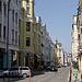 Nebenstraße unweit vom Andreassteig gelegen.