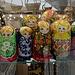 Die übliche Auswahl an postsowjetischen Souvenirs.