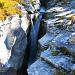 Bergbächli entlang des Eigertrails