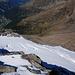 Und schon sind wir am Gipfel der Hinteren Schöntaufspitze mit Blick auf den Schöntaufferner