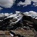 Rückblick zur Hinteren Schöntaufspitze mit nordseitigem Gletscher