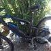 <b>Pulizia della bici.</b>