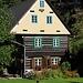 Dolní Vidim (Unter Widim), Umgebindehaus