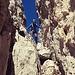 Descente du Santnerpass sur le refuge Fronza