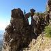 Knapp unterhalb des Col du Viallet.