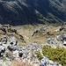a picco sulla Val Orsera