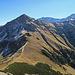 die Windeggerspitze und der Blankuskopf