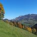 Herbstliche Traumstimmung im Entlebucher Voralpengebiet