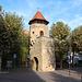 Der Rinnentorturm ist ein Rest der mittelalterlichen Stadtbefestigungsanlage
