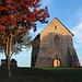 Das Kloster Lorsch, eine ehemalige Benediktinerabtei ist seit 1991  Weltkulturerbe der UNESCO. Im Bild das restaurierte Kirchenfragment.