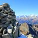 Au sommet S du Ritzberge (2862m).<br />