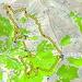 <b>Tracciato GPS Alpe Pietrarossa.</b>