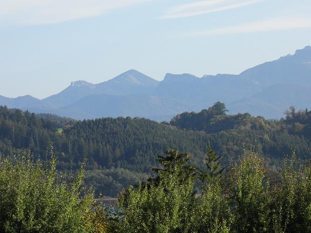 Chiemgauer Hügel