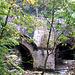 Brücke bei Sermarets