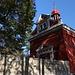Sinutec - Am Rand des kleinen Dorfes befindet sich die St. Veit Kapelle, Kaple svatého Víta. Die ehemals offenbar traditionsreiche Wallfahrtsstätte ist nach jahrelangem Verfall nun wieder teilweise saniert.