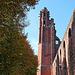 Gotischer Südwest-Turm aus dem 14. Jahrhundert