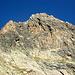 Tolle Gesteinsschichtungen am Jegihorn