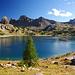 Am Lac d'Allos