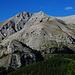 Blick zurück zum Mont Pelat