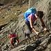 Alpe Devero: Scale salita Piani della Rossa