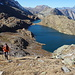 Alpe Devero: Salita Passo di Crampiolo