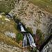 Kleine Wasserfälle am Unterlauf der Orrenaye