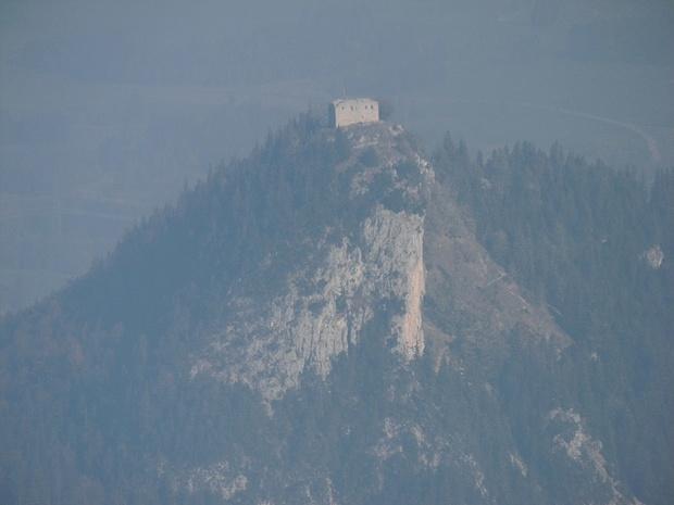 Burgruine Falkenstein im Zoom