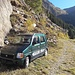 Herbie von Compiett ist tot - hier der mutmassliche Nachfolger des legendären Käfers: ein Suzuki