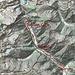 <b>Tracciato GPS Val Bavona rilevato dal cellulare.</b>