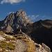 Ich glaube, dieser schöne Berg heisst La Meyna.