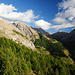 Abstieg ins Vallon de Plate Lombarde